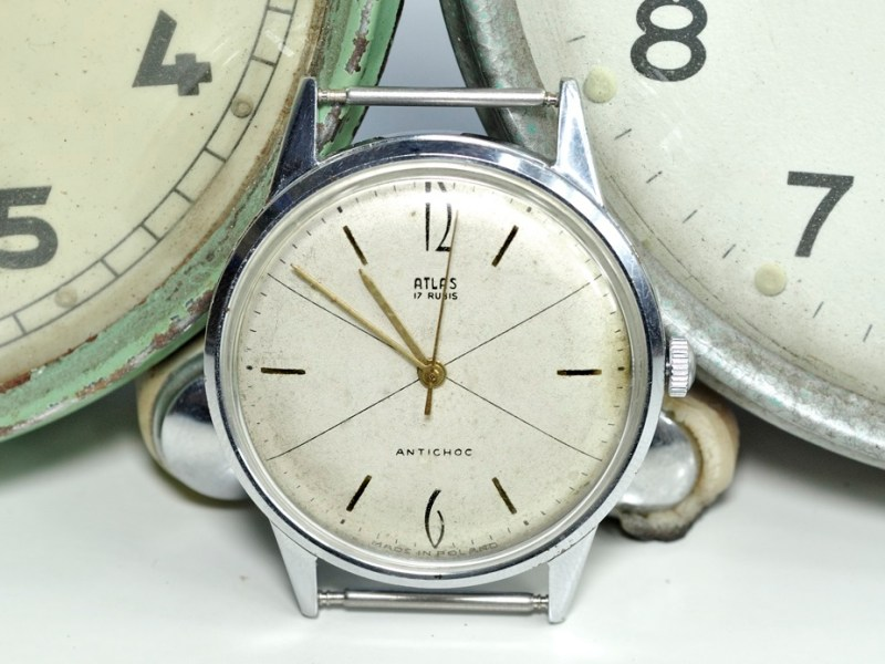 Soviet-era watches offer collectors more than just a chance for gain; they can also give up unique insights into history. Photo: