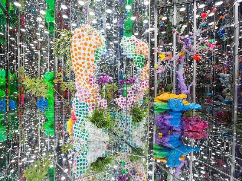 Deng Guoyuan_Noah's Garden II at Singapore Biennale 2016 Photo:  Singapore Art Museum