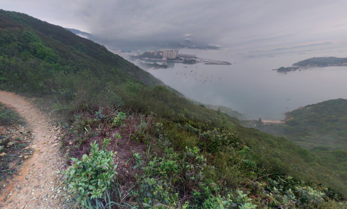 A woman body was founded on a beach near the Tai Shui Hang pier. Photo: Google Maps
