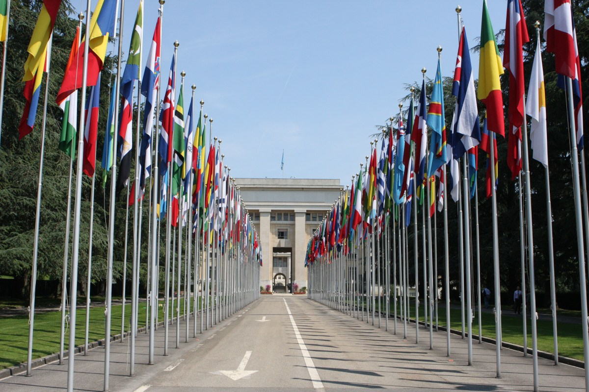 The United Nations headquarters in Geneva. Photo: Wikimedia Commons