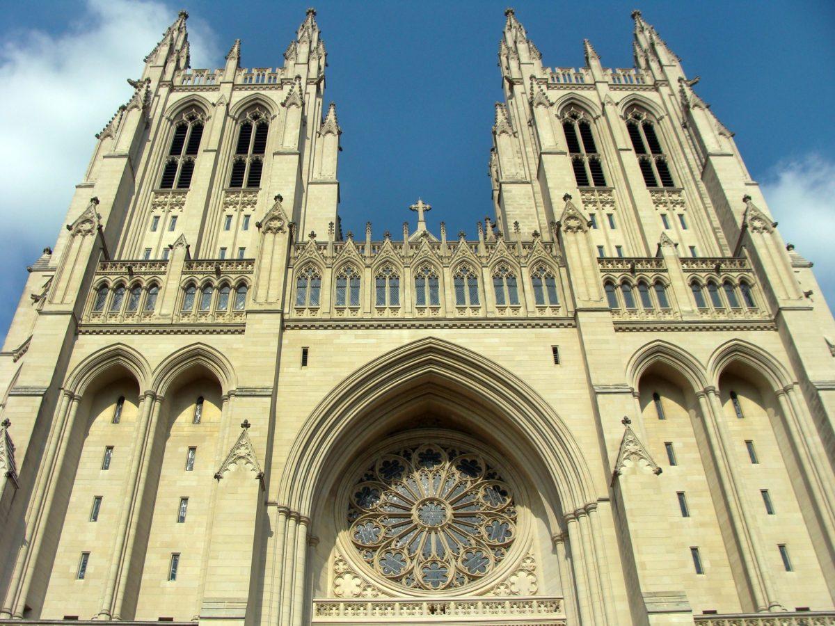 Washington National Cathedral. Photo: Wikimedia Commons