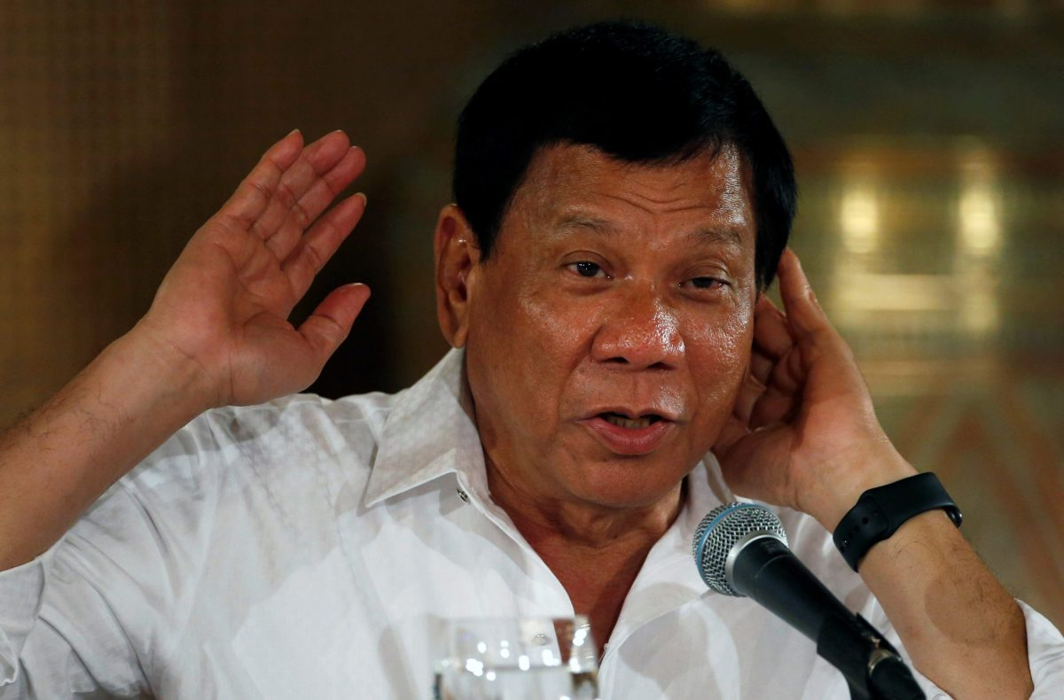 Philippines markets are still waiting to see President Duterte's stimulus policies come to fruition. Photo: Reuters