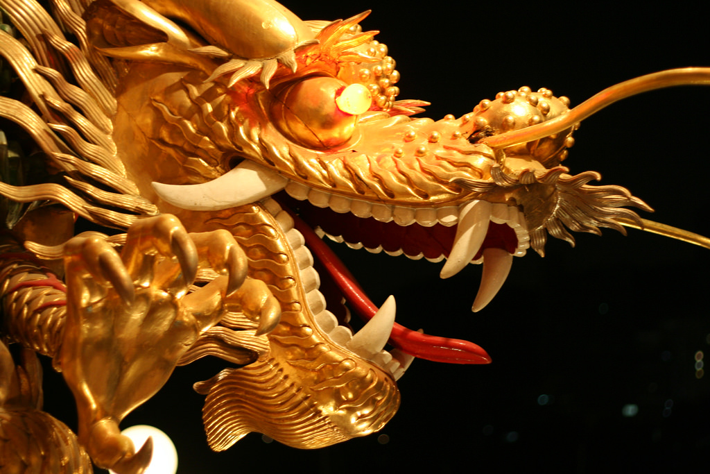 """Dragons are leaving. Where will the wealthy Chinese go if the US shuts the gate on """"golden visas."""" Photo: Flickr"""