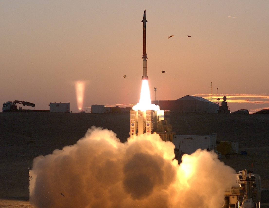 'David's Sling' is among Israel's anti-missile defense systems. Photo: Wikipedia