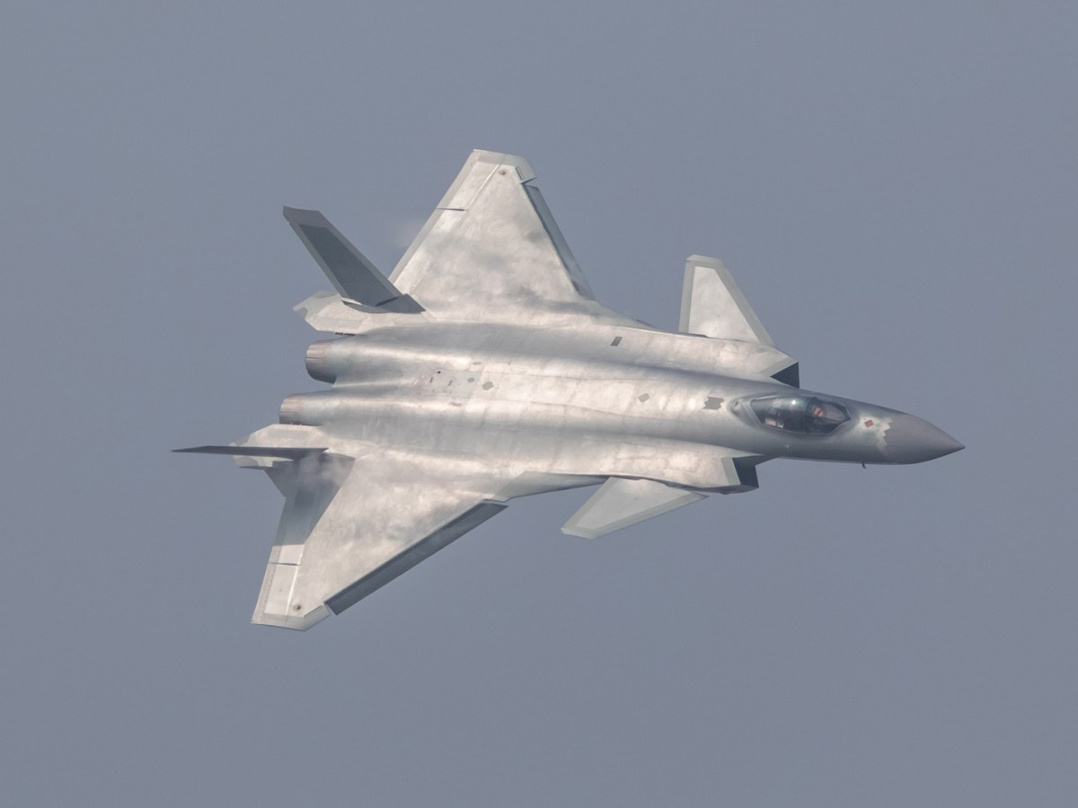 China's advanced J-20 stealth fighter was unveiled during an air show in November. Despite a smaller increase in defence spending in 2016 and this year, China has not abandoned its long-term plans to modernize its military. Photo: Reuters