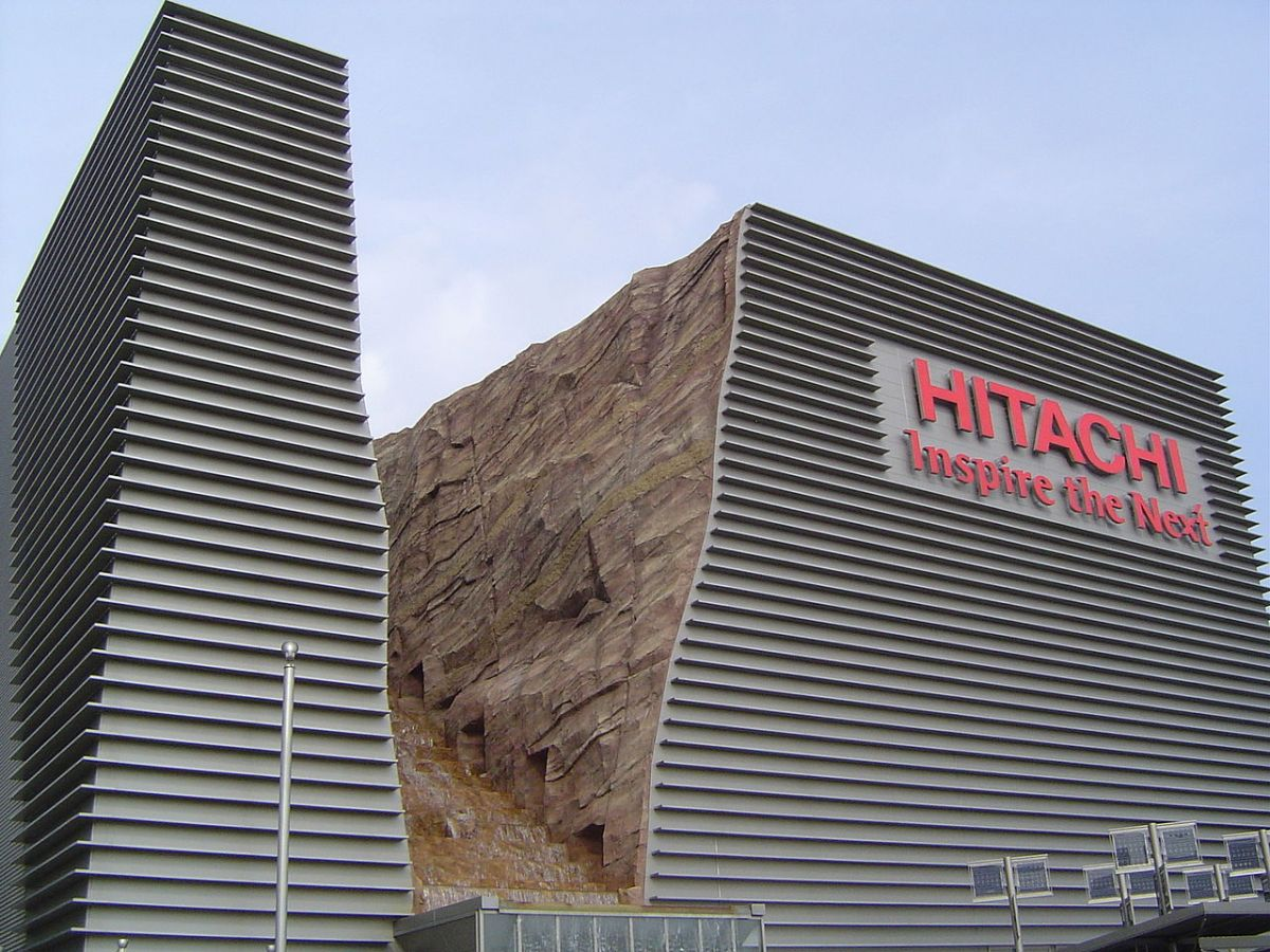 Slice of the cake? Hitachi may sell chip unit to KKR. Photo: Wikimedia Commons