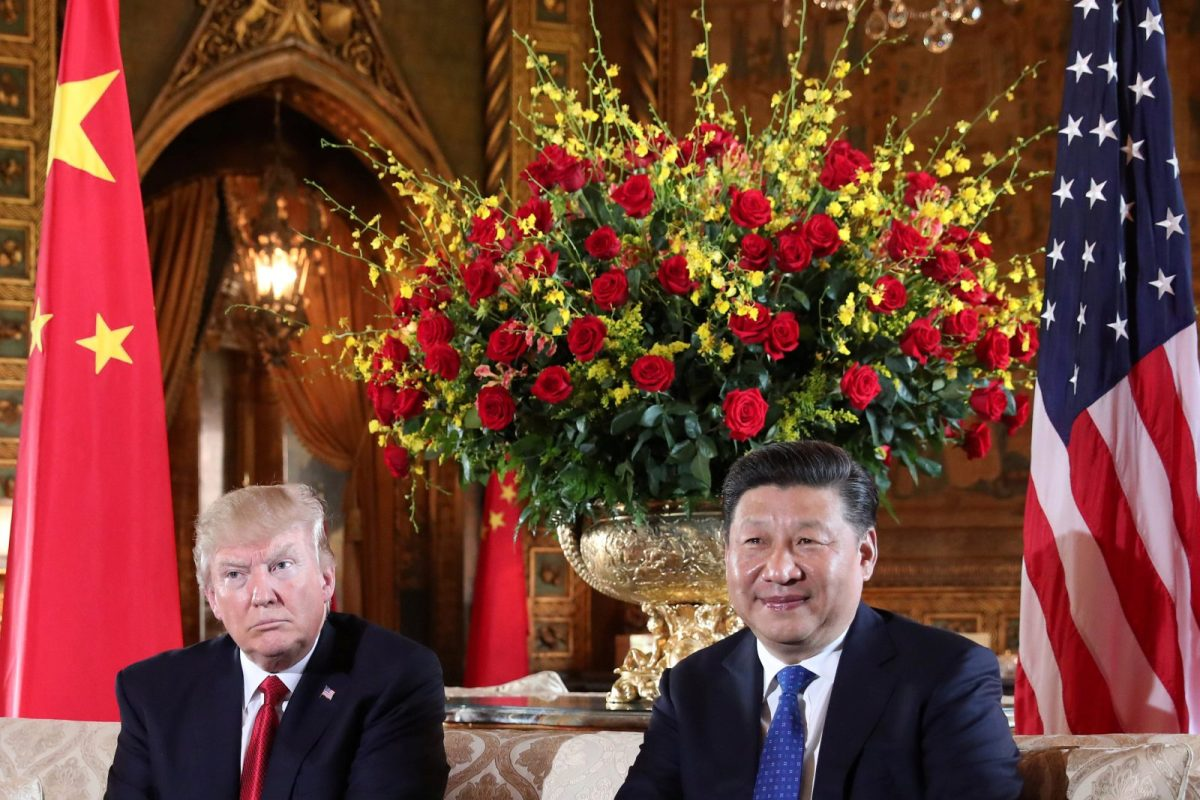 US President Donald Trump, seen here with Chinese President Xi Jinping at his resort in Florida in April, will have to back up his talks with ASEAN leaders next month with action if he wants to achieve any progress in this region. Photo: Reuters