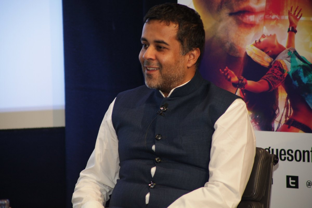 A Bangalore writer has accused Chetan Bhagat of plagiarizing her work. Photo: Flickr
