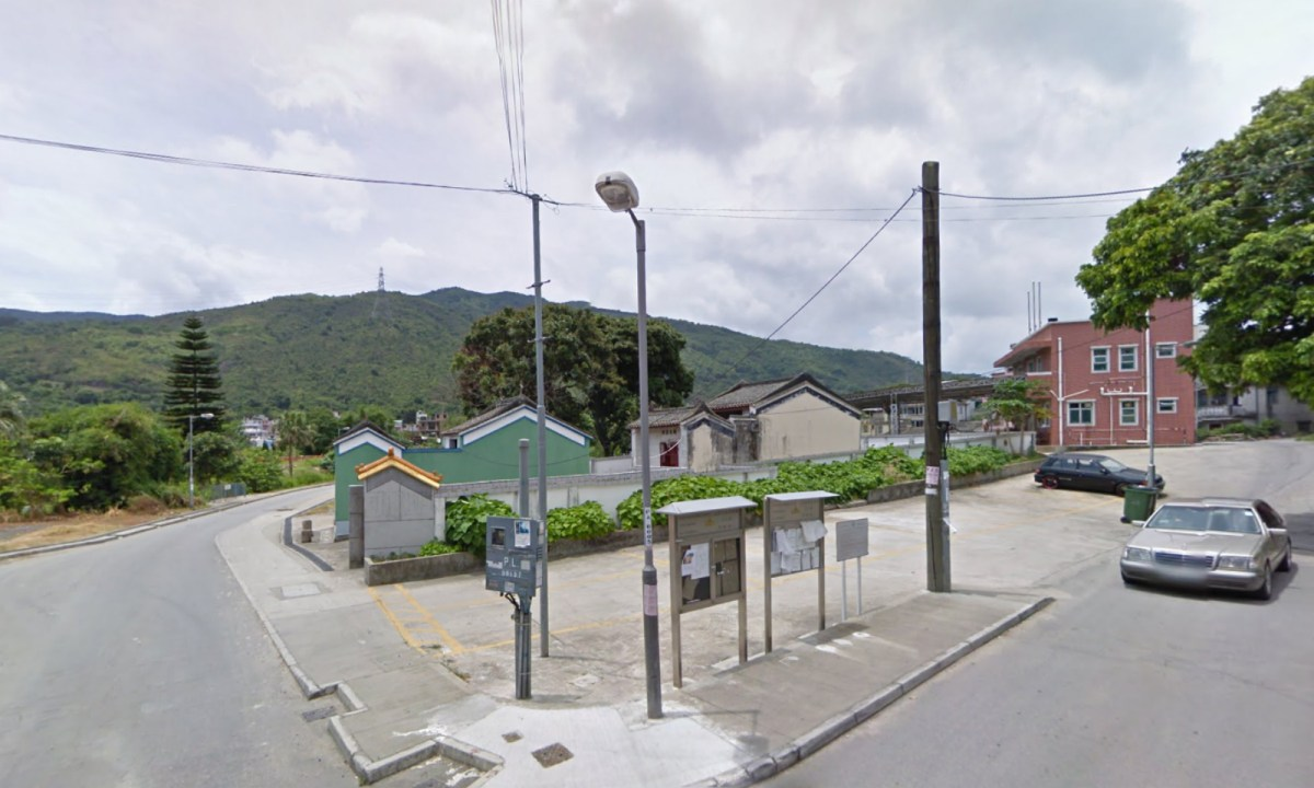 The police busted another marijuana-growing site in Ma On Kong village in Pat Heung, Yuen Long Photo: Google Maps