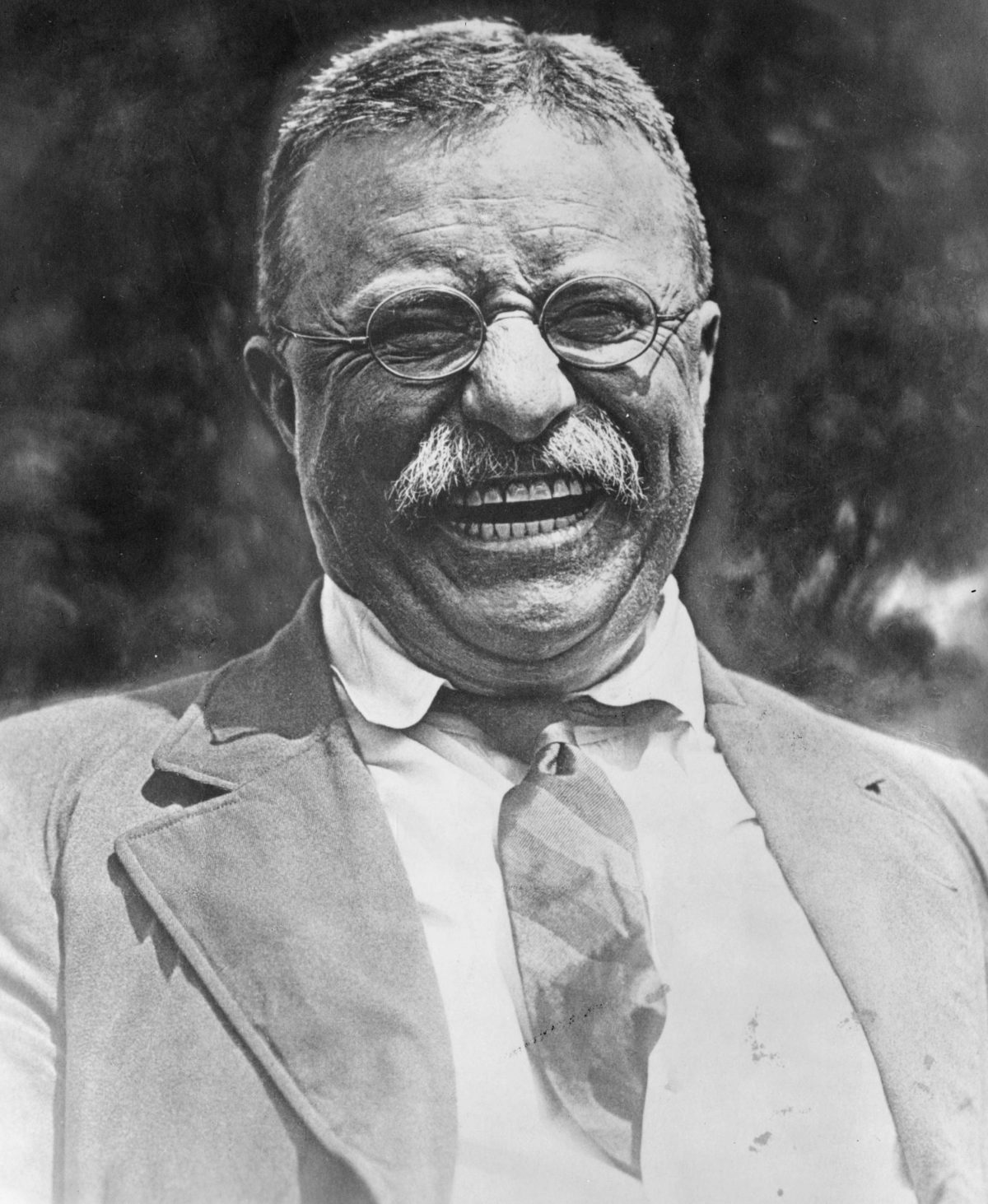 """Teddy Roosevelt, 26th president of the United States, had a straightforward diplomatic prescription — """"Speak softly and carry a big stick."""" It's early days, but the Trump administration appears willing to use the stick. Photo: Wikipedia Commons"""