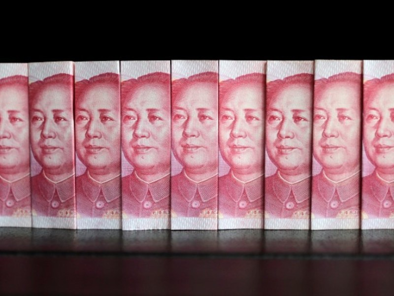 Chinese capital flight is a concern of some investors, but the current situation could also be seen as an opportunity. Photo: Reuters/Jason Lee/File Photo