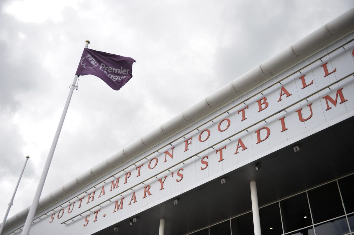 Southampton's sale by its deeply private Swiss heiress owner to a brazenly public Chinese buyer is drawing scrutiny. Photo: Reuters / Hannah McKay / Livepic