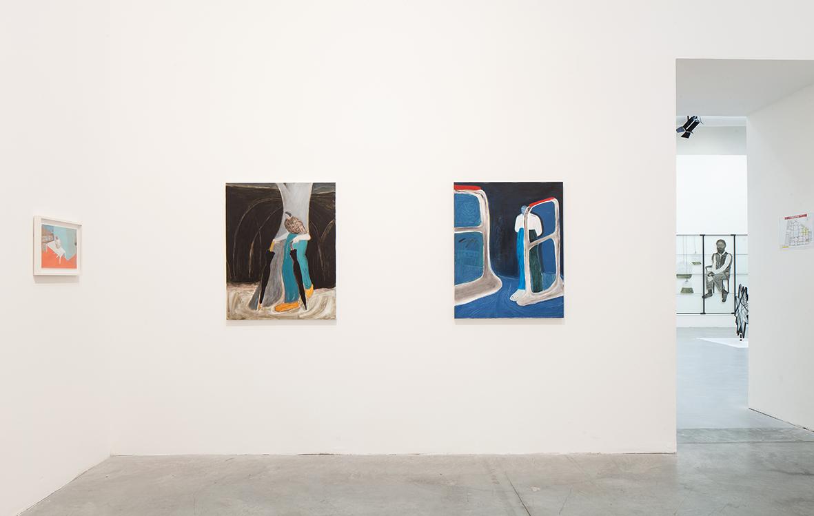 Firenze Lai's various works, 2010-2013, using mixed materials.  Photo: Francesco Galli via La Biennale di Venezia