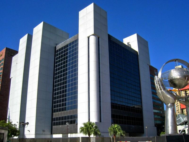 The Sha Tin Magistrates' Court where the case was heard. Photo: Wikimedia Commons