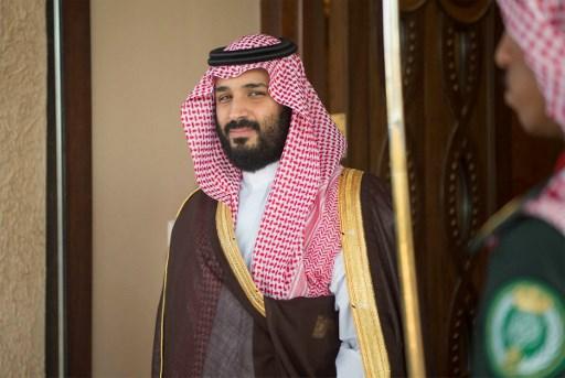 Saudi Arabia's Prince Mohamed bin Salman. Photo: AFP, Saudi Royal Palace