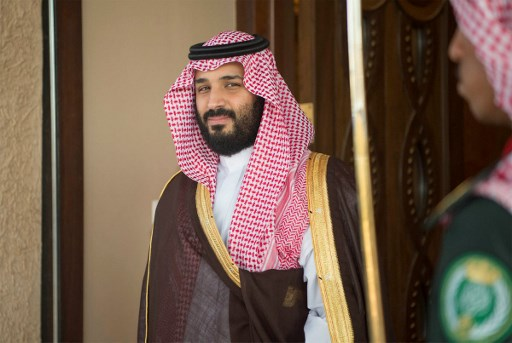 Saudi Arabia's Prince Mohamed bin Salman. Photo: AFP, Saudi Royal Palace