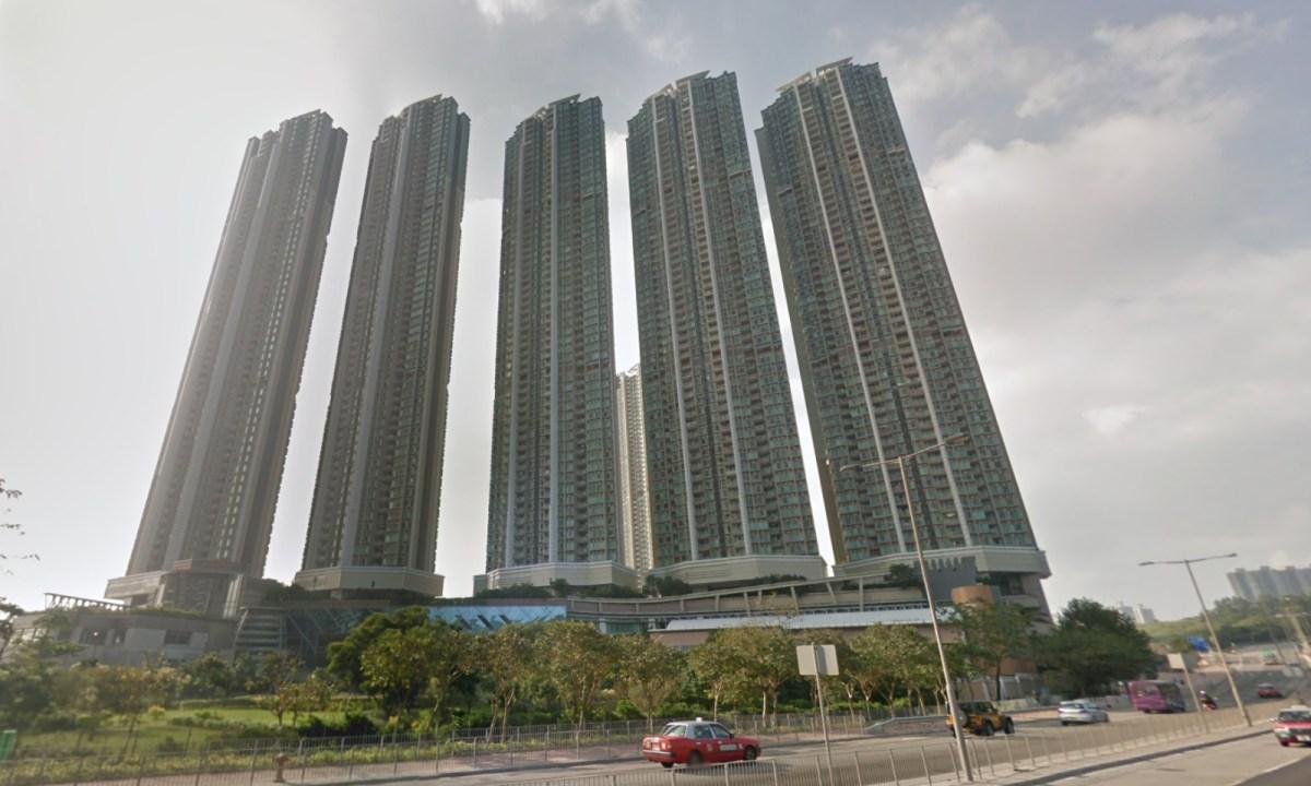 The Capitol of the LOHAS Park, Tseung Kwan O Photo: Google Maps