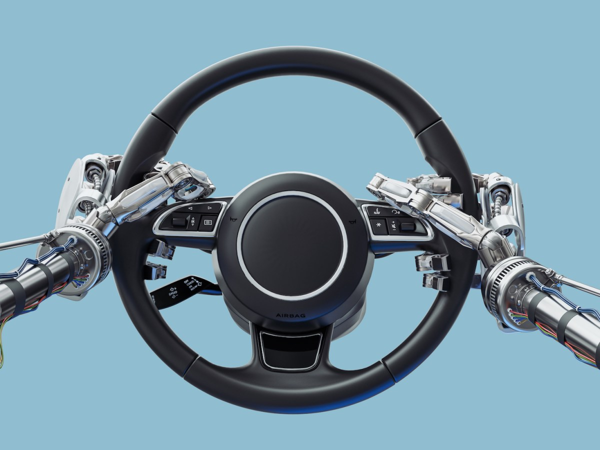 The future is being driven by robotics. Photo: iStock