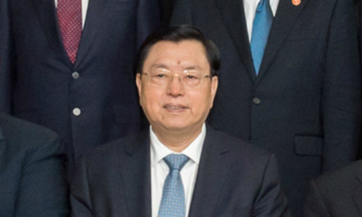 Zhang Dejiang, Chairman of the Standing Committee of the National People's Congress Photo: AFP