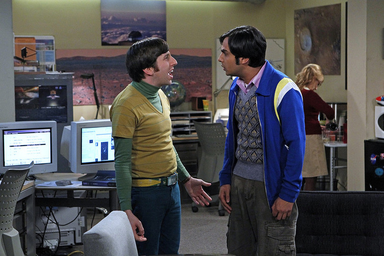 The review of H1-B visas might lead to the disappearance of high-skilled Indian IT workers, whom Raj in the TV series Big Bang Theory is based on. Photo: NasaBlueShift/Flickr, CC BY-SA