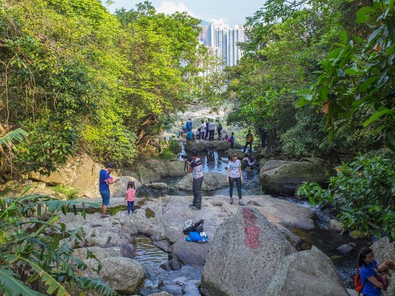 Little Hawaii Trail, Tseung Kwan O, Hong Kong Photo: Asia Times