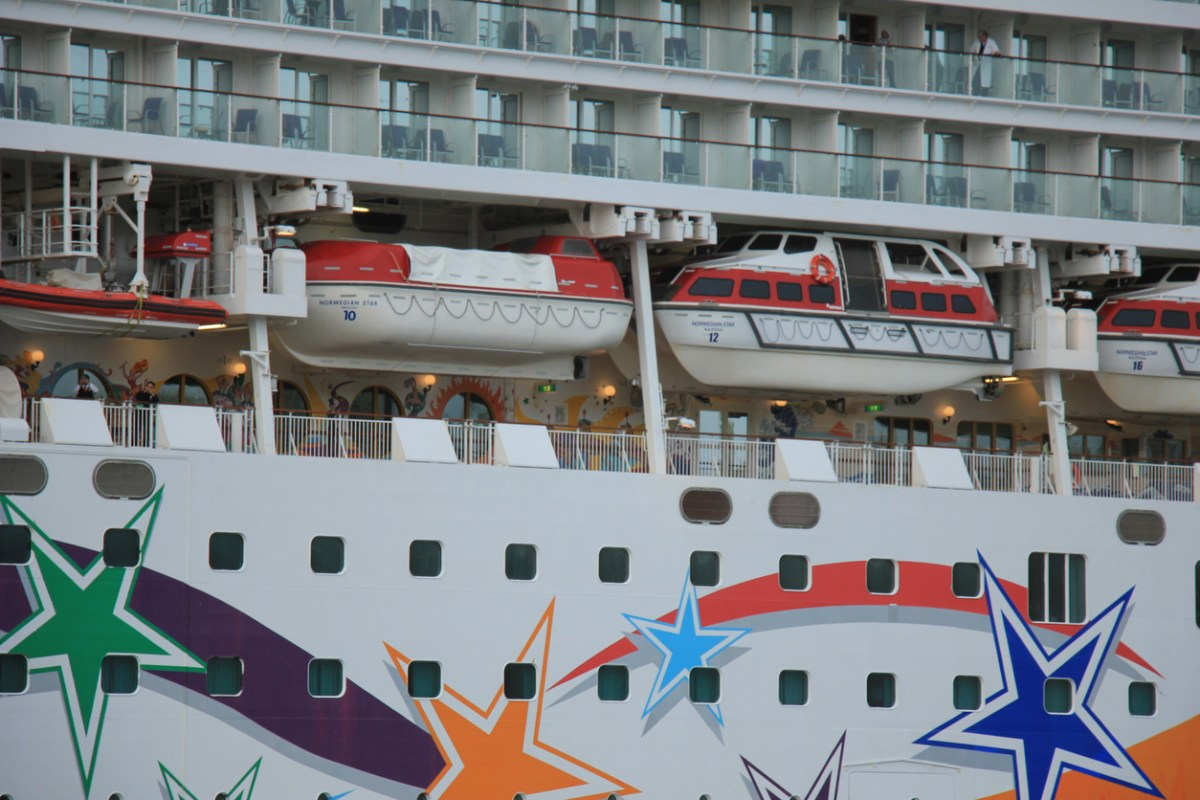 The Norwegian Star, owned and operated by Norwegian Cruise Line. Photo: iStock