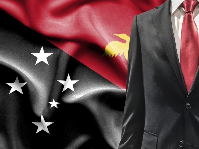 Papua New Guinea elections. Photo: iStock
