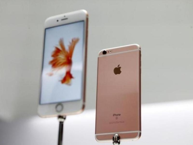 The iPhone was the start of big change in the techno world. Photo: Reuters