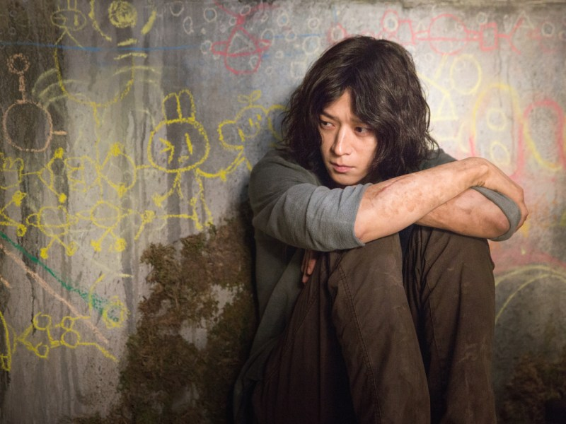 Kang Dong-won stars in Vanishing Time: A Boy Who Returned. Photo: FEFF
