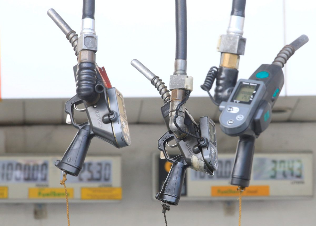 Are the oil curbs on North Korea starting to bite at the pump? Photo: Reuters/Romeo Ranoco