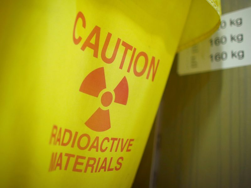A Chinese proposal could be politically radioactive for the UK government. Photo: Reuters