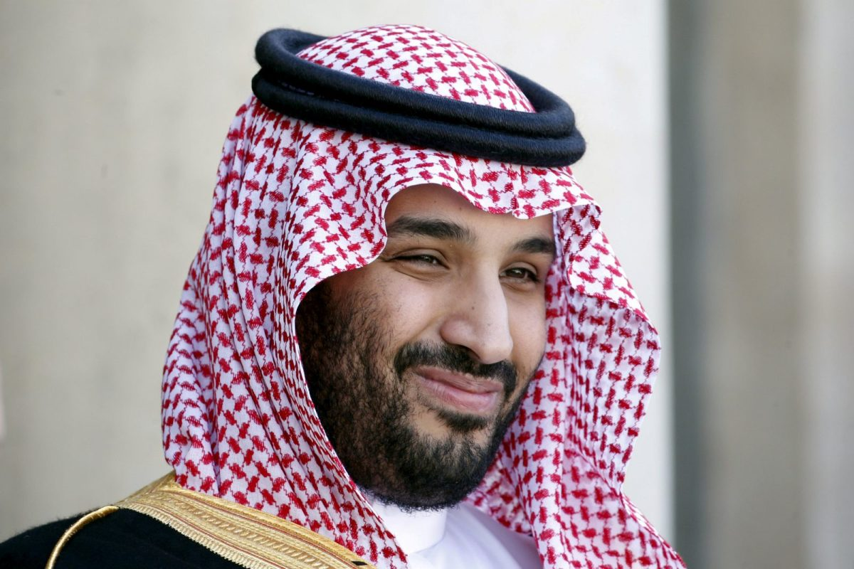 Saudi Crown Prince Mohammad bin Salman. Photo: Reuters / Charles Platiau