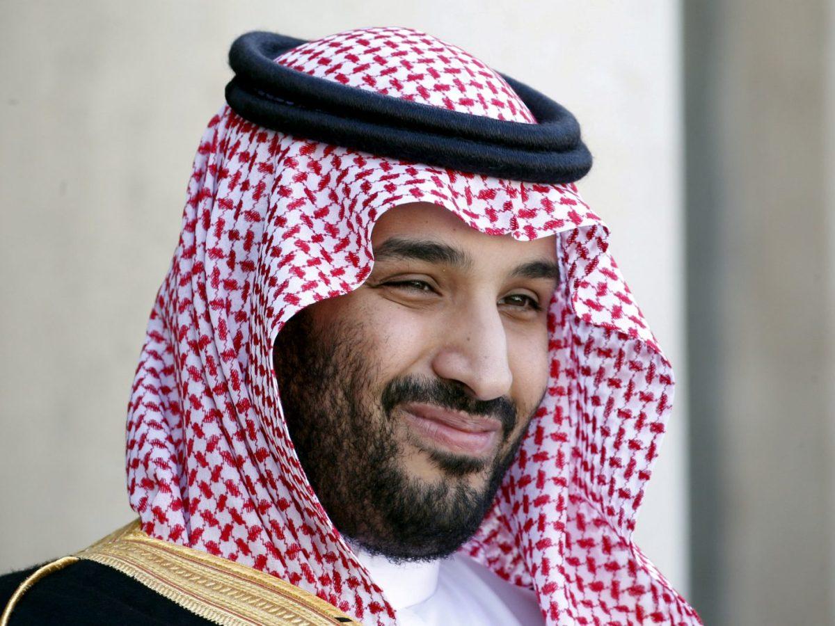 Saudi Crown Prince Mohammad bin Salman. Photo: Reuters / Charles Platiau