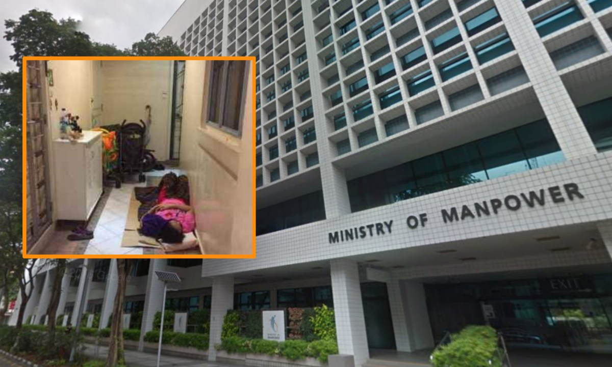 Ministry of Manpower in Singapore Photo: Google Map, Facebook