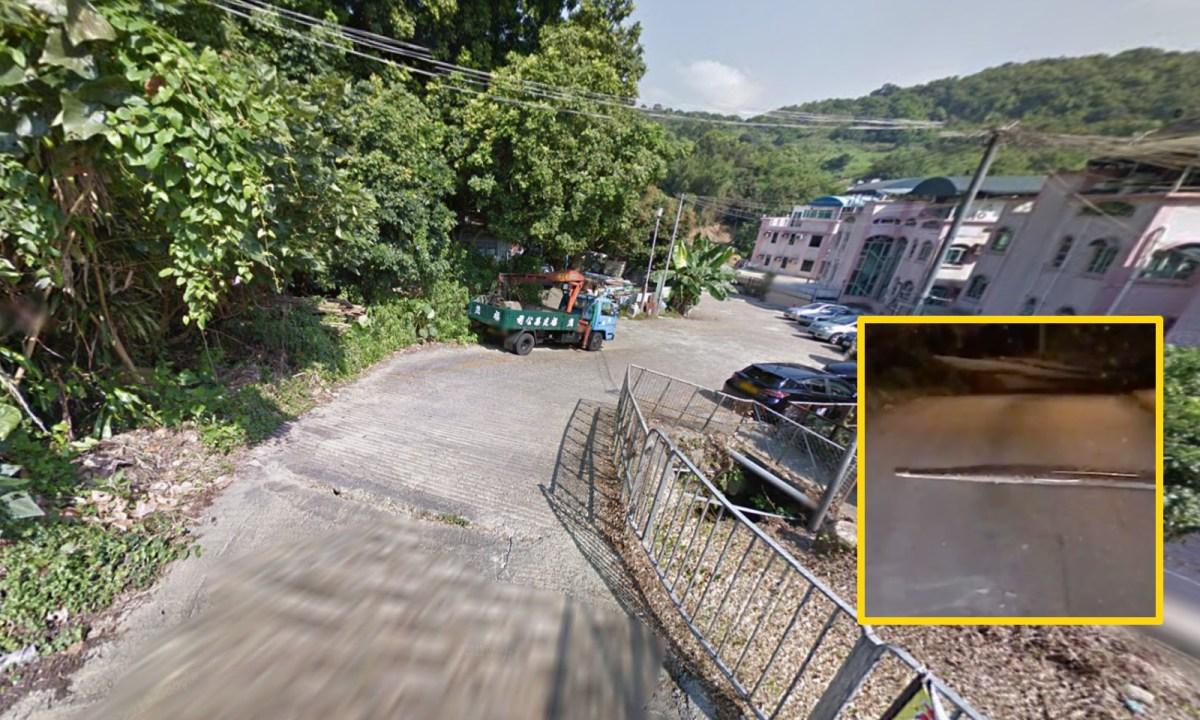 San Uk Ka Tsuen, New Territories, Hong Kong Photo: Google Map