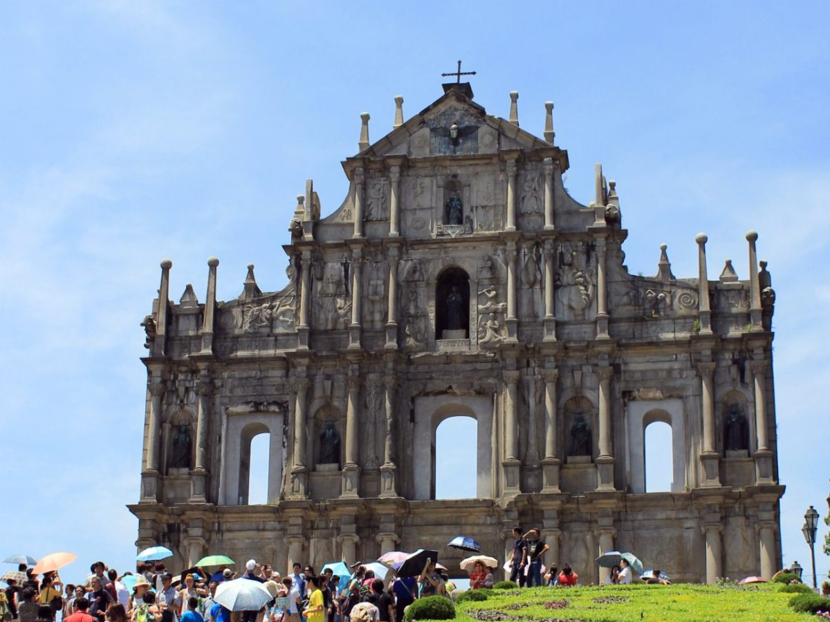 Macau. Photo: Wikimedia Commons