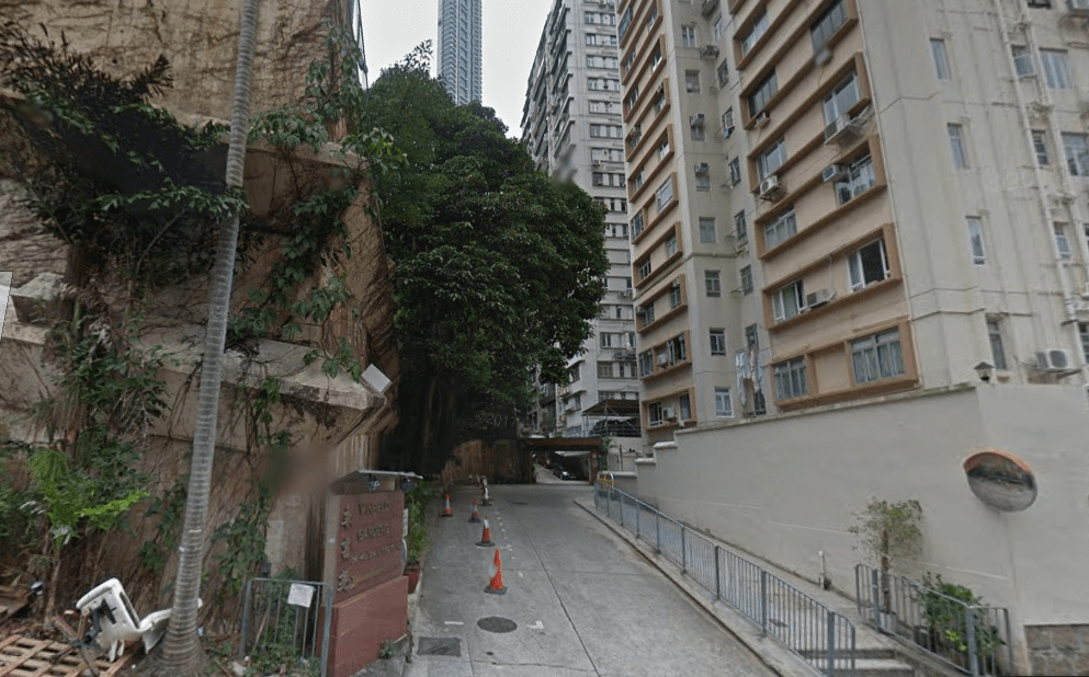 Winfield Gardens, 34-40 Shan Kwong Road, Happy Valley Photo: Google Map