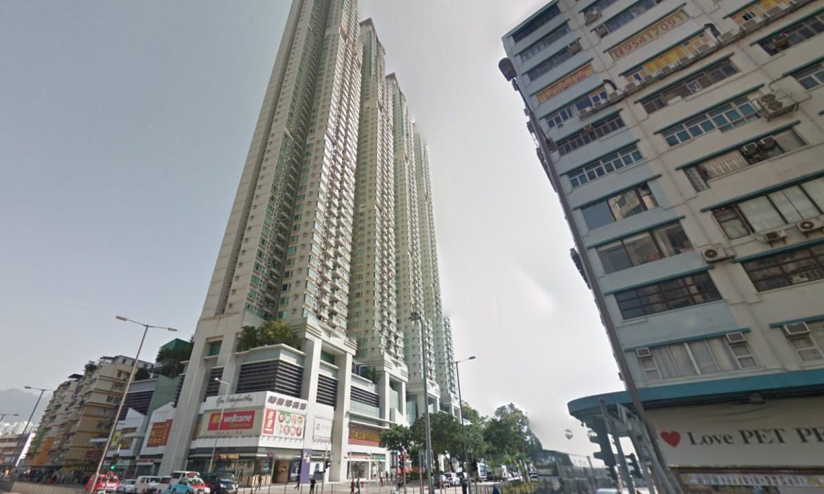 Grand Waterfront on 38 San Ma Tau Street, Ma Tau Kok. Photo: Google Maps