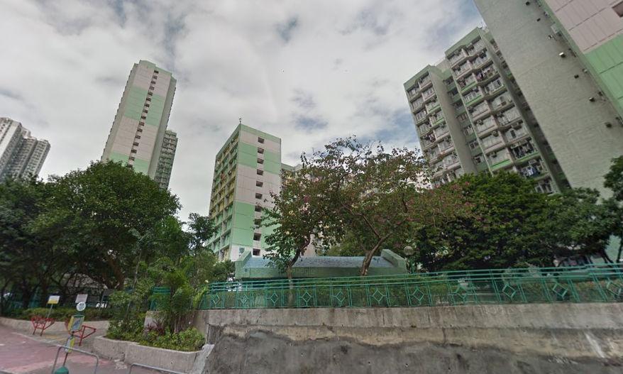 Yiu Tung Estate, Shau Kei Wan. Photo: Google Maps