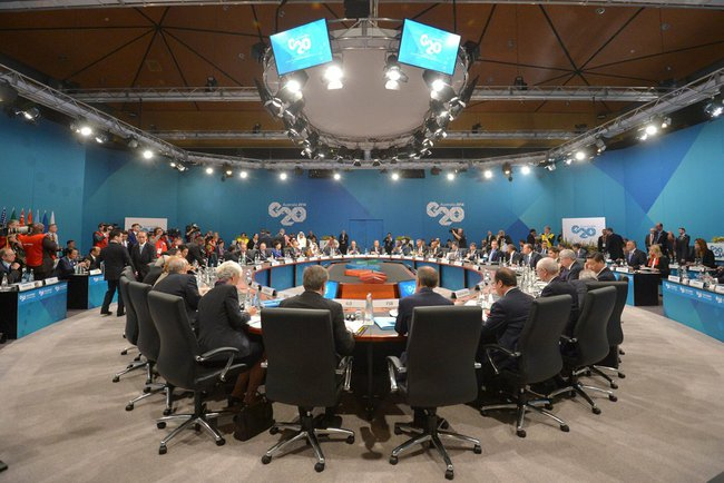 Member countries in the G20 meet annually to work out strategies for global economic growth and prosperity. Photo: Wikipedia Commons.