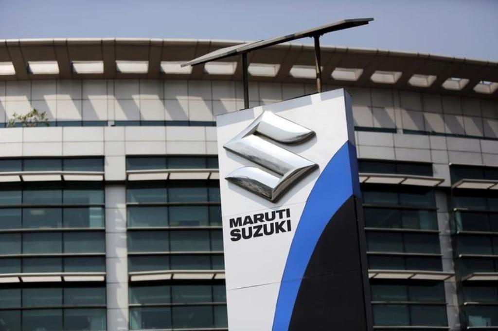 The corporate office of Maruti Suzuki in New Delhi. Photo: Reuters