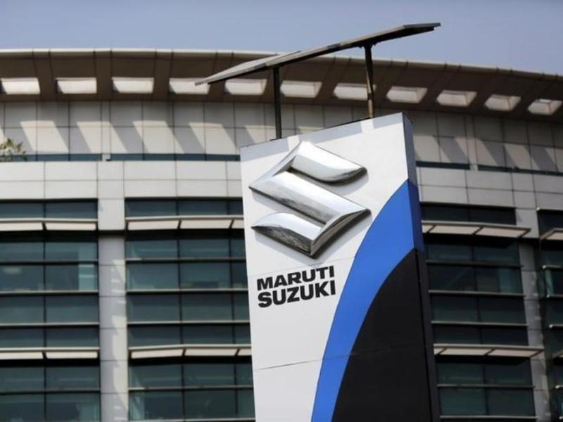 The corporate office of Maruti Suzuki in New Delhi. Photo: Reuters