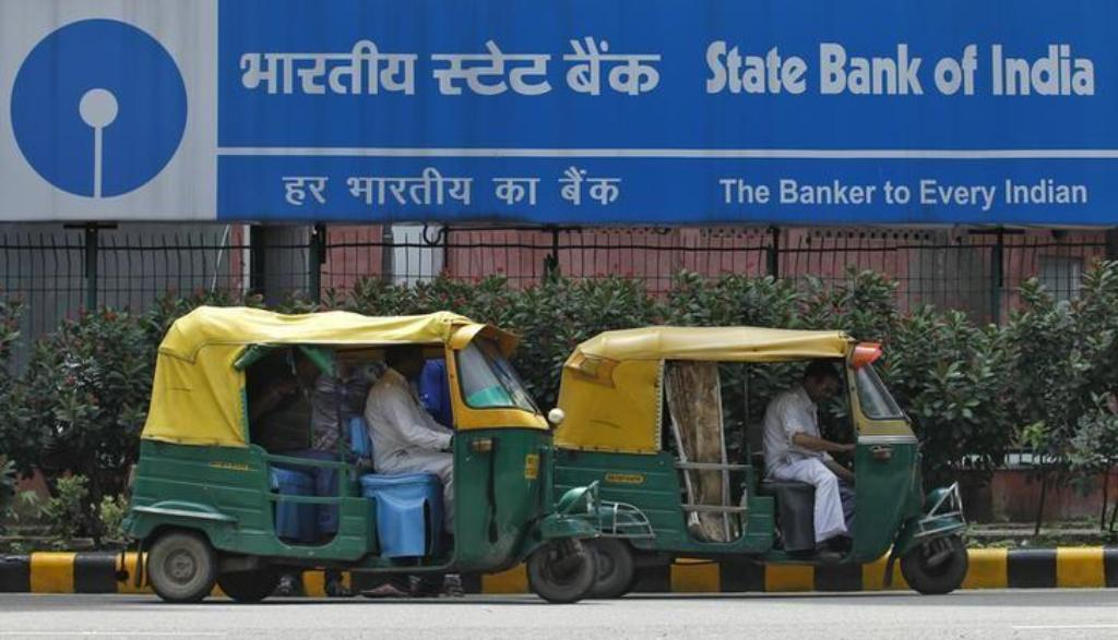 The head office of State Bank of India in New Delhi. Photo: Reuters