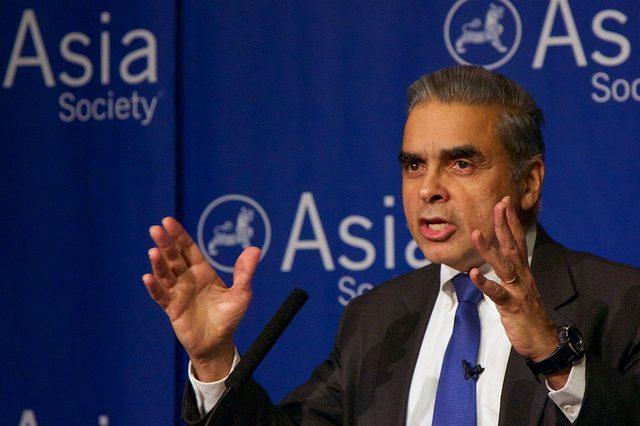 Kishore Mahbubani. Photo: Flickr Commons