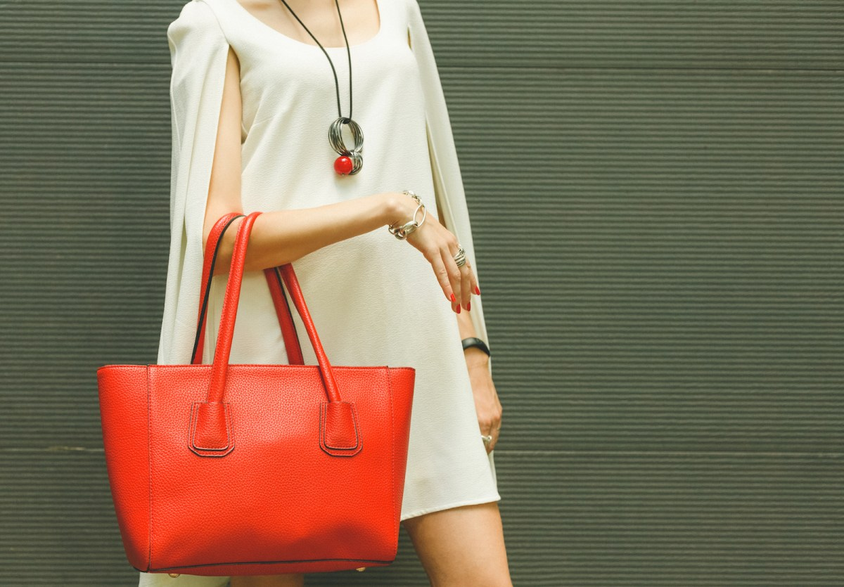 A fancy handbag is an essential item for fashion-conscious women, and now they can rent one. Photo: iStock