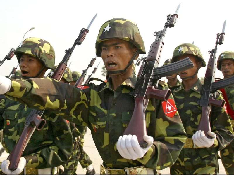 Myanmar is reconnecting with the outside world after decades of military rule. Photo: AFP/Khin Maung Win