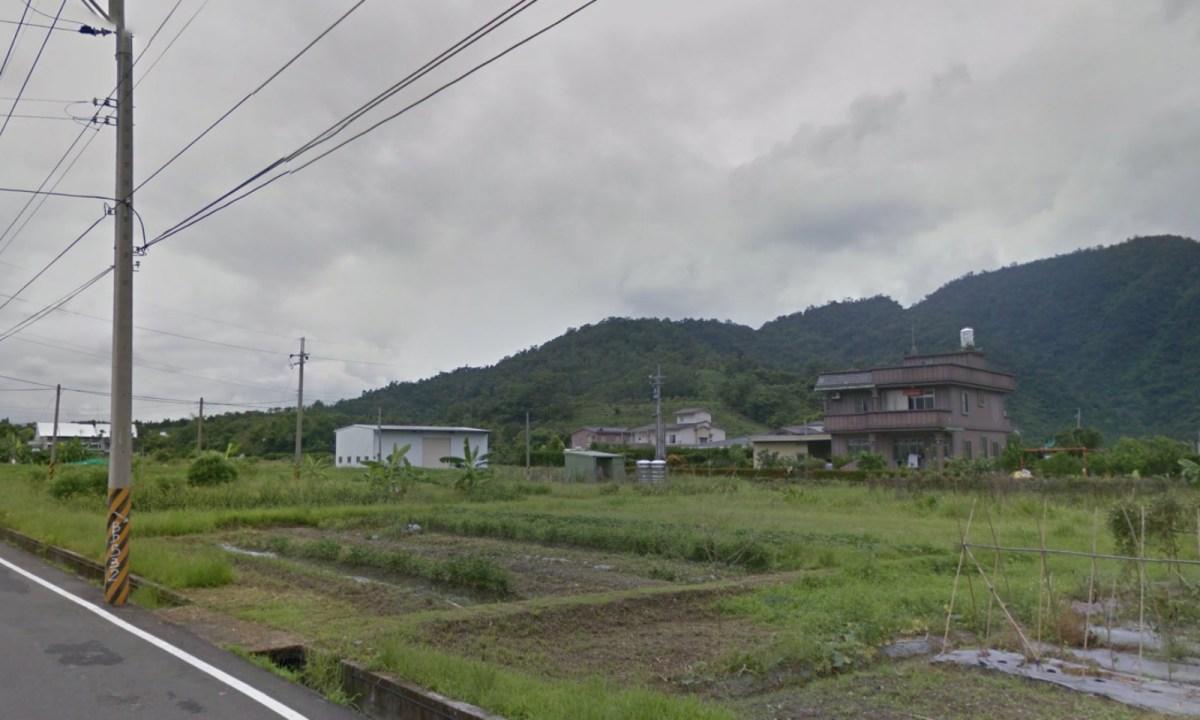 Residence on Neicheng Road, Yuanshan township, Yilan county, Taiwan. Photo: Google Maps