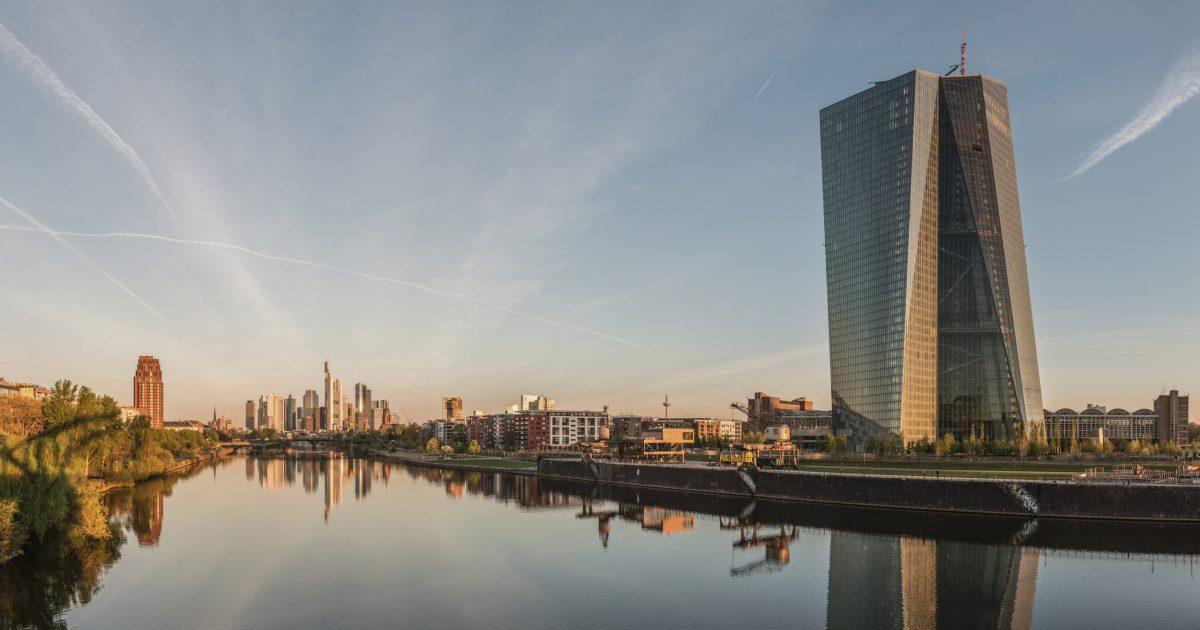European Central Bank headquarters. Photo: public domain