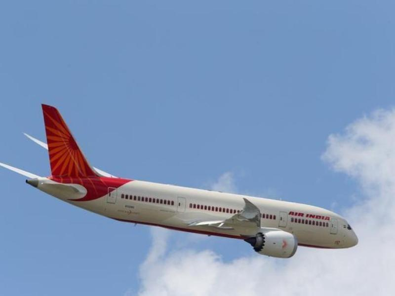 The Indian government wants to sell loss-making Air India. File photo: Reuters