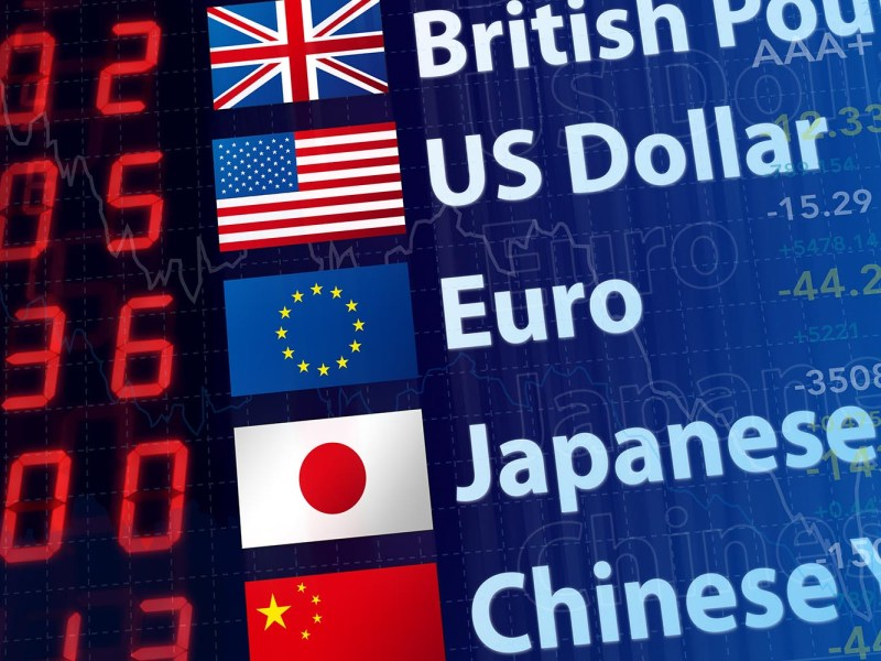 The strengthening euro has an adverse impact on  revenues once they are brought back to the Euro Zone. Illustration: iStock